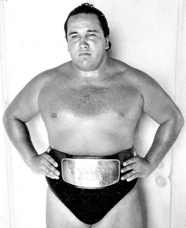 King Curtis Iaukea