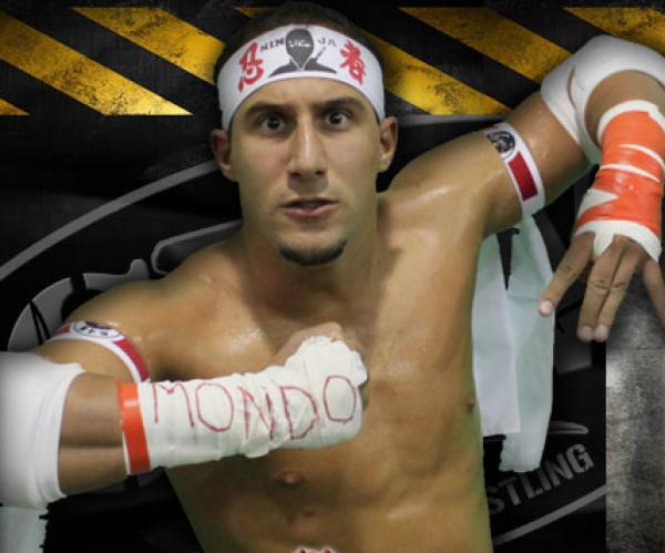 Drew Gulak Wrestler