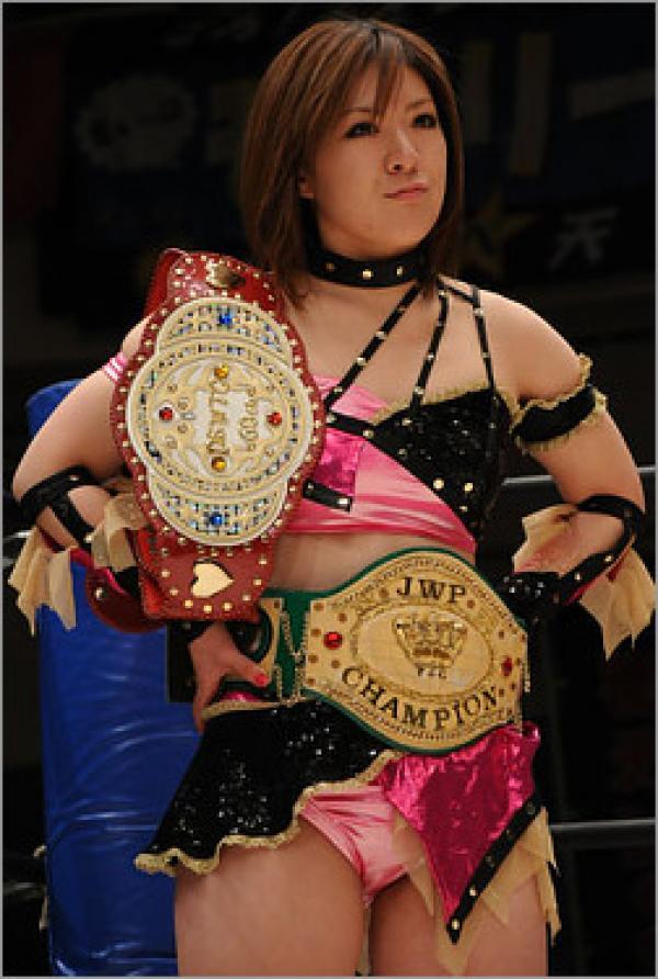 Arisa Nakajima Arisa Nakajima Profile Match Listing Internet Wrestling