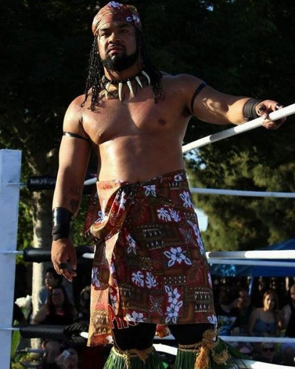 Jacob Fatu Profile Amp Match Listing Internet Wrestling