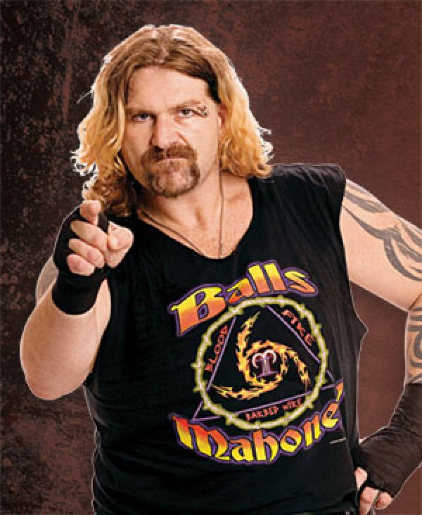 Balls Mahoney Biography - American Professional Wrestler dies died dead at 44
