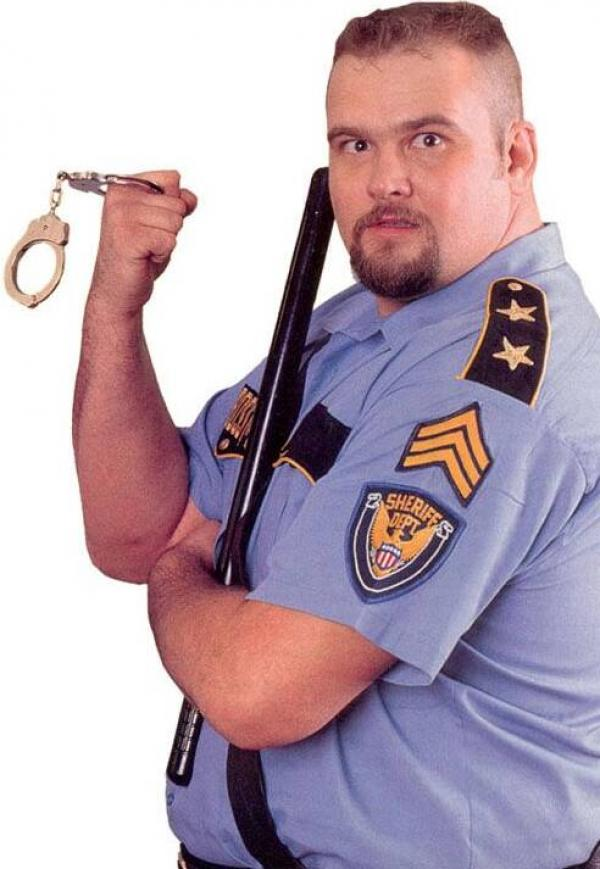 Big Boss Man Profile Match Listing Internet Wrestling Database