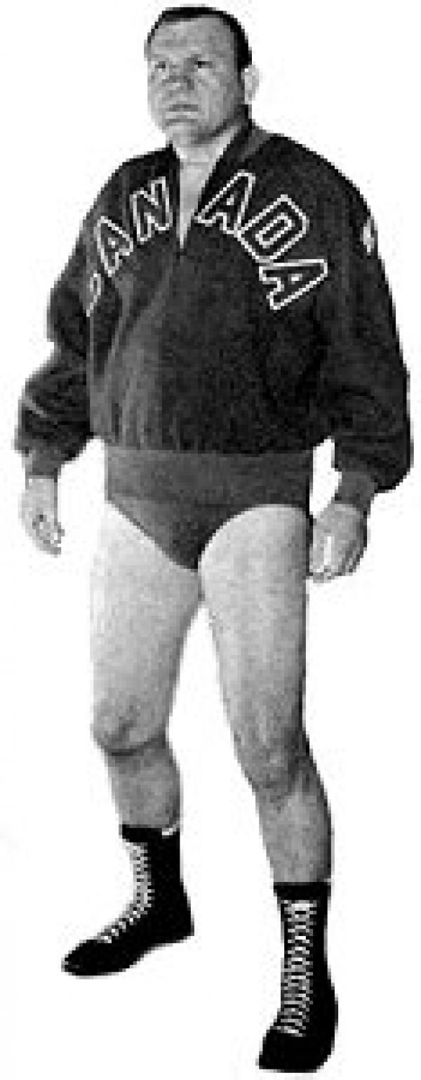 Gene Kiniski Gene Kiniski Profile Match Listing Internet Wrestling Database