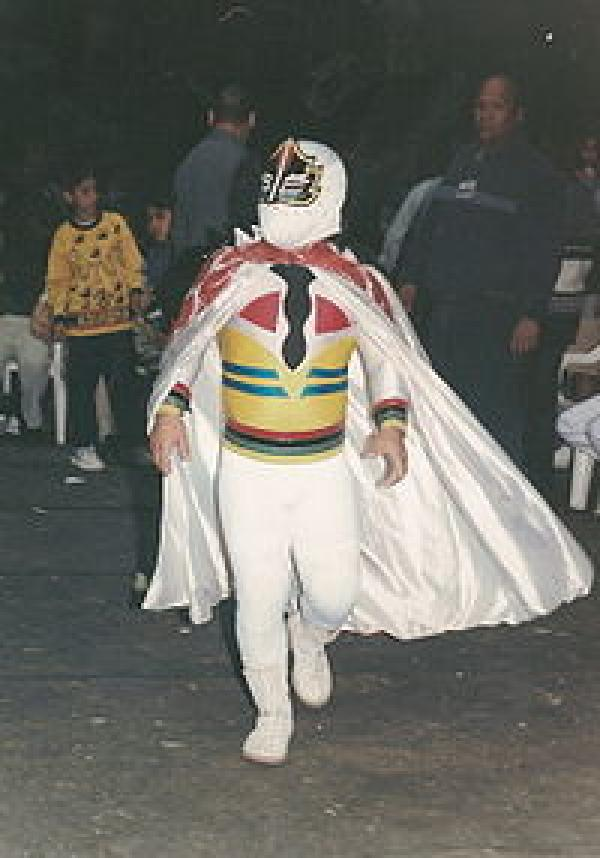 Mascarita Sagrada (original)