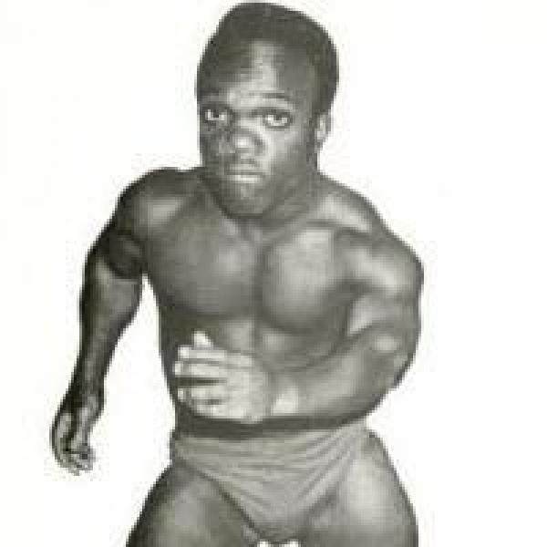 Haiti Kid RWR WWF LJN Series 2