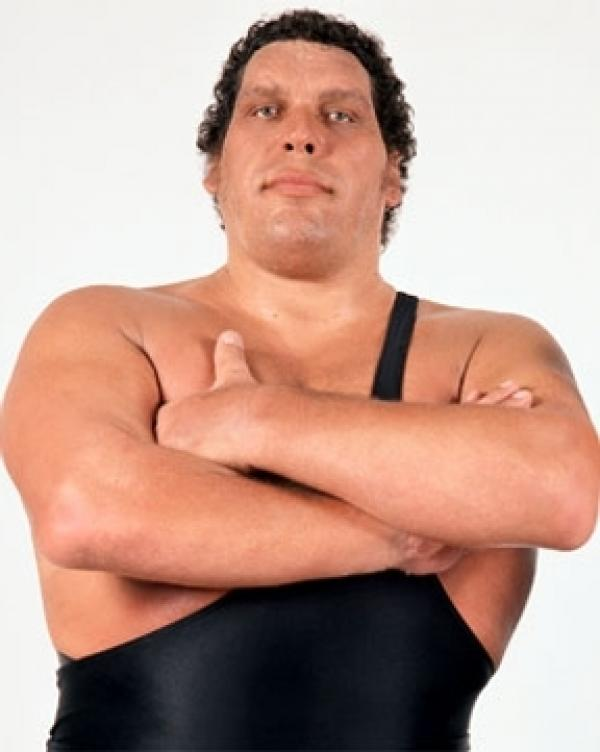Andre The Giant: Profile & Match Listing - Internet Wrestling Database (IWD)