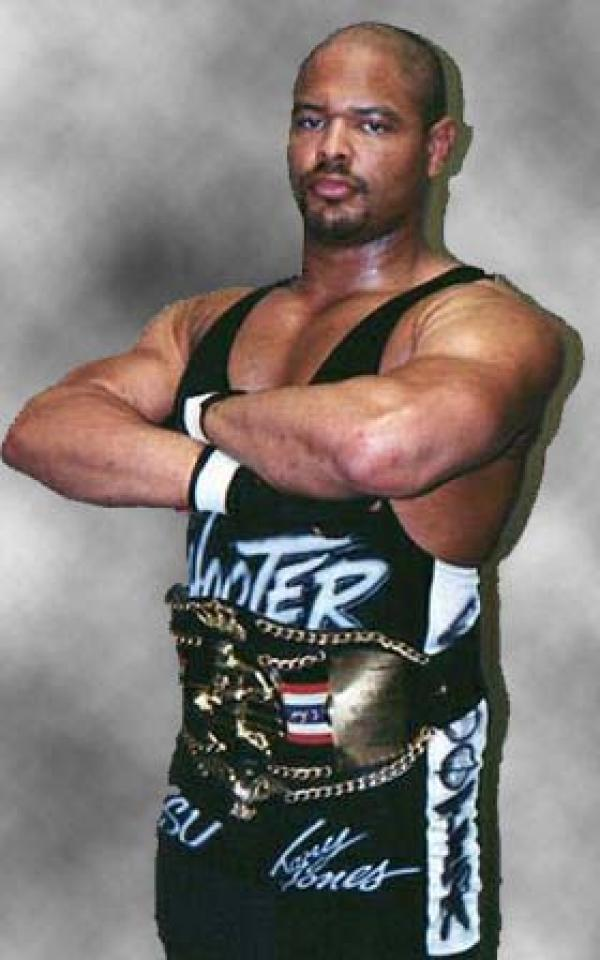 Tony Jones Profile Amp Match Listing Internet Wrestling