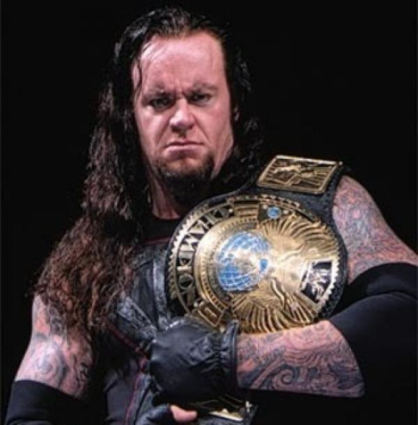 The Undertaker Profile Amp Match Listing Internet